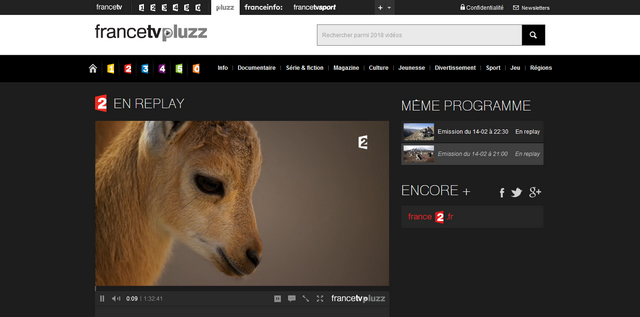 FranceTV Pluzz Après - Avec HideMyAss Pro! VPN