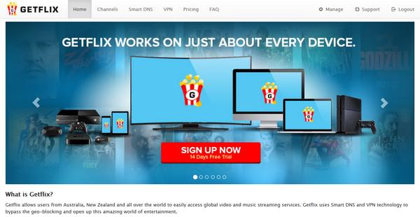 Getflix - Site Officiel