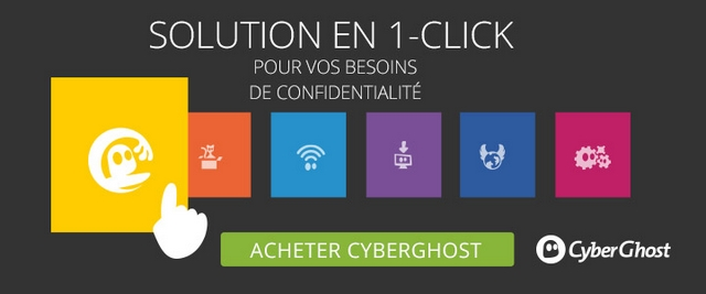 CyberGhost - Site Officiel