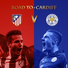 Regarder Atlético Madrid - Leicester en quart de finale de la Ligue des Champions 2016/2017 aller et retour en streaming