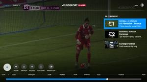 Regarder Eurosport Player depuis l'étranger