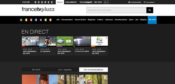 FranceTV Pluzz - Après (Avec VPN)
