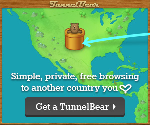 TunnelBear - Site Officiel