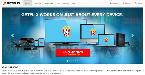 Getflix - Site Officiel