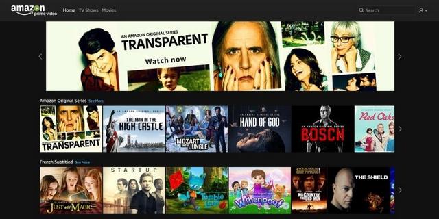 Débloquer Amazon Prime Video (regarder depuis l'étranger)
