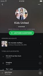 Débloquer Spotify (écouter depuis l'étranger)