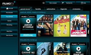 Débloquer FilmoTV (regarder depuis l'étranger)