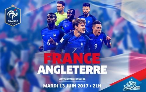Où et comment regarder France – Angleterre en direct en streaming (Football – Amical)