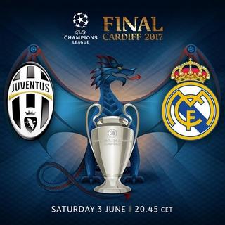 Regarder Juventus - Real Madrid en direct en streaming (finale Ligue des Champions 2016/2017)