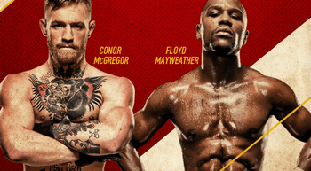Regarder Floyd Mayweather vs Conor McGregor en direct en streaming