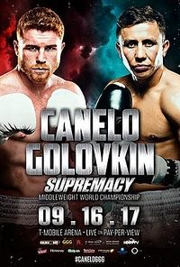 Regarder Canelo Alvarez vs Gennady Golovkin en direct en streaming