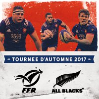 Regarder France - Nouvelle-Zélande (rugby - test match 2017) en direct en streaming