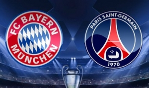 Regarder Bayern Munich - PSG (Ligue des Champions 2017/2018) en direct en streaming