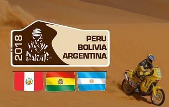 Regarder le rallye Dakar 2018 en direct en streaming