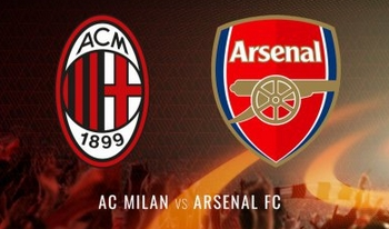 Regarder Milan AC - Arsenal (8ème de finale Ligue Europa 2017/2018 aller et retour) en direct en streaming