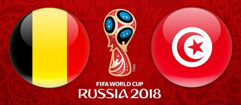 Regarder Belgique - Tunisie (Coupe du Monde 2018) en direct en streaming