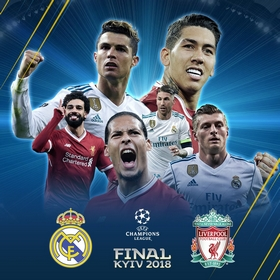 Regarder Real Madrid - Liverpool en direct en streaming (finale Ligue des Champions 2017/2018)