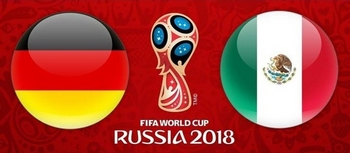 Regarder Allemagne - Mexique (Coupe du Monde 2018) en direct en streaming