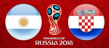 Regarder Argentine - Croatie (Coupe du Monde 2018) en direct en streaming