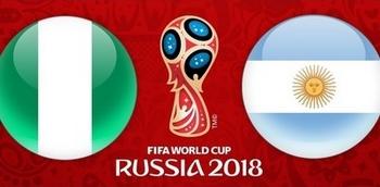 Regarder Argentine - Nigeria (Coupe du Monde 2018) en direct en streaming