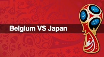 Regarder Belgique - Japon en direct en streaming (8ème de finale Coupe du Monde 2018)