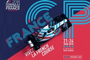 Regarder le Grand Prix de France 2018 (Formule 1) en direct en streaming