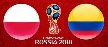 Où et comment regarder Pologne – Colombie (Coupe du Monde 2018) en direct en streaming