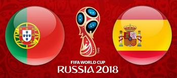 Regarder Portugal - Espagne (Coupe du Monde 2018) en direct en streaming