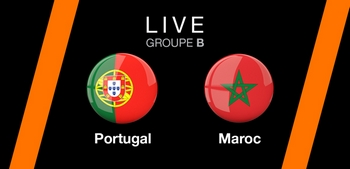Regarder Portugal - Maroc (Coupe du Monde 2018) en direct en streaming
