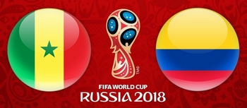 Regarder Sénégal - Colombie (Coupe du Monde 2018) en direct en streaming