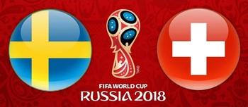 Regarder Suède - Suisse en direct en streaming (8ème de finale Coupe du Monde 2018)