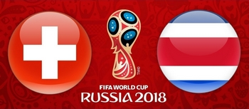 Regarder Suisse - Costa Rica (Coupe du Monde 2018) en direct en streaming