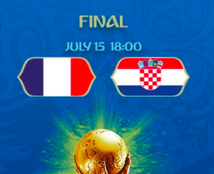 Regarder France - Croatie en direct en streaming (Finale Coupe du Monde 2018)