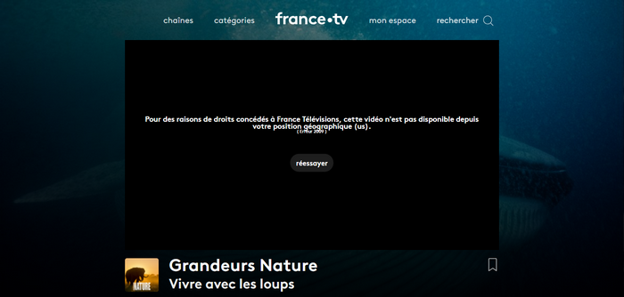 France TV - Avant (Sans VPN)