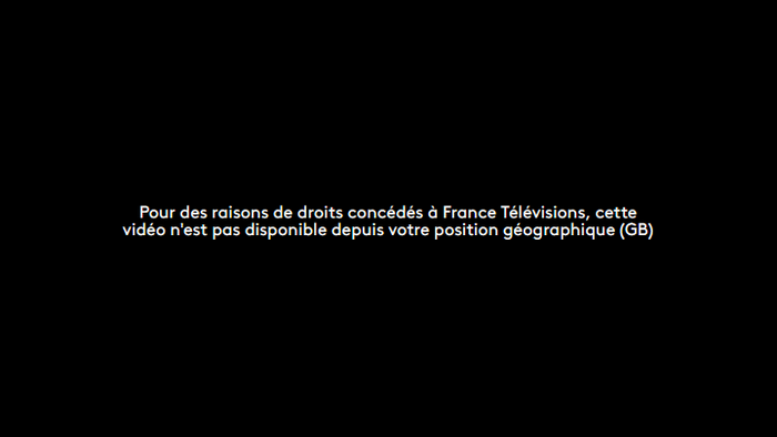 France TV - Blocage