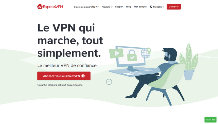 ExpressVPN - Site Officiel