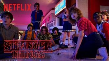 Regarder Stranger Things Saison 3 en streaming