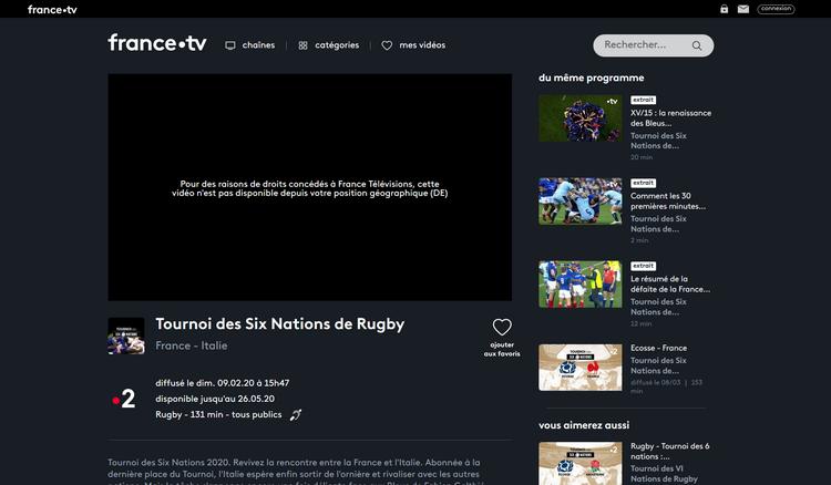 France TV - Avant