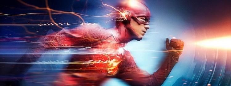 The Flash sur Netflix