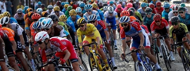 Tour de France en direct à l'étranger