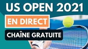 US Open 2021 en direct sur une chaîne gratuite